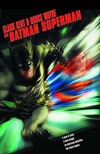 Batman / Superman Movie Poster