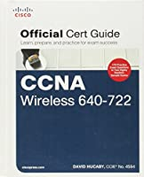 CCNA Wireless 640-722 Official Cert Guide Front Cover