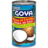 Goya Cream Of Coconut - Crema De Coco 7 oz