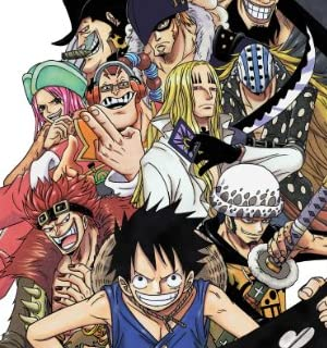 """ONE PIECE Log  Collection  """"SABAODY"""