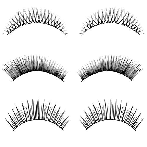 how to take care of false eyelashes
