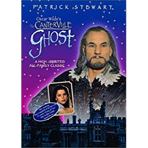 Amazon.com: The Canterville Ghost: Patrick Stewart, Neve Campbell ...