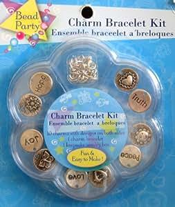 Bead Party: Charm Bracelet Kit