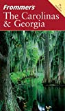 cover of Frommer's The Carolinas & Georgia