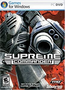 Supreme Commander (PC) [import anglais]