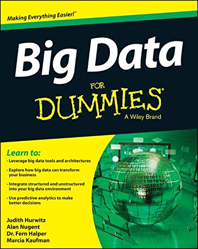 Big Data For Dummies (Big Package compare prices)
