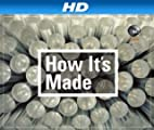 How It's Made [HD]: Native Healing Drums; Raisins; Stereoscopic Viewers; Ribbon Microscopes [HD]