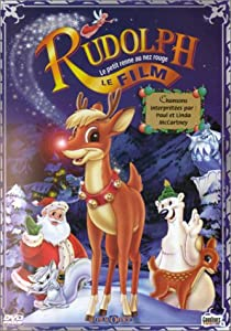 Rudolph the Red-Nosed Reindeer: The Movie [DVD]