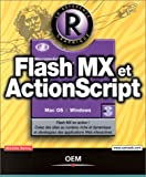 img - for Flash MX et ActionScript book / textbook / text book