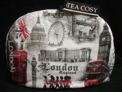 The Union Jack Tea Cosy - Leonardo [Kitchen & Home]