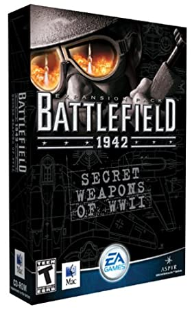 Battlefield 1942: Secret Weapons of WWII Expansion Pack (Mac)