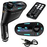 NEW WIRELESS CAR FM RADIO KIT/KITS TRANSMITTER WITH REMOTE FOR SAMSUNG I8530 I9300 GALAXY BEAM S-2