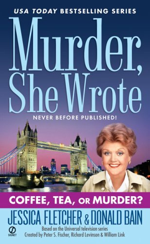 Murder  She Wrote Coffee  Tea  or Murder