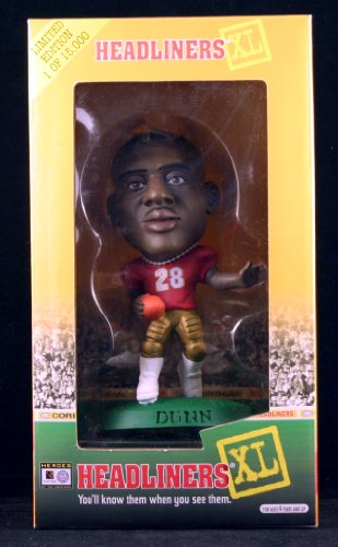 Buy Low Price Corinthian WARRICK DUNN / FLORIDA STATE UNIVERSITY SEMINOLES 1998 Limited Edition Headliners XL Premier Collection * Figure (B00534H2JU)