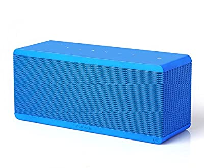 Theatre Box - 360-Degree 3D-Sound Portable Speakers (Blue)