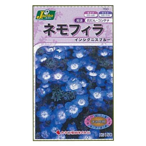 カネコ種苗 園芸・種 KS150シリーズ ネモフィラ インシグニスブルー 草花150 760