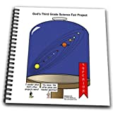 db_19471_1 Rich Diesslin The Cartoon Old Testament - Genesis 1 1 5 Gods 3rd Grade Science Fair Project Bible Big Bang - Drawing Book - Drawing Book 8 x 8 inch