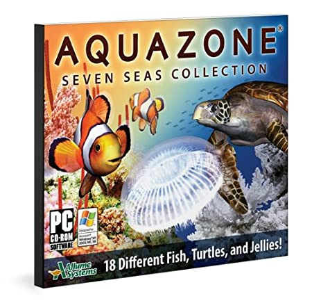 Aquazone Seven Seas Collection