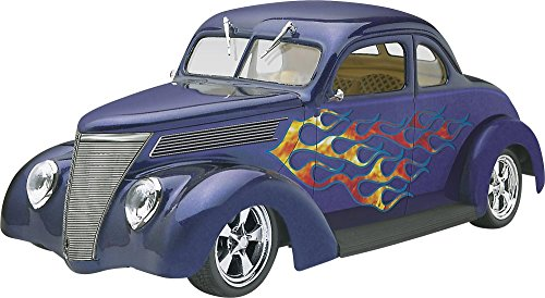 Revell '37 Ford Coupe Street Rod Plastic Model Kit (Street Rod Model Kit compare prices)