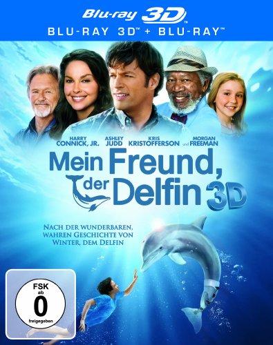 Mein Freund, der Delfin 3D (+ Blu-ray) [Blu-ray 3D]