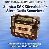 CD-ROM-Service-EAK-Kppelsdorf-Stern-Radio-Sonneberg-Die-kompletten-Schaltungs-und-Serviceunterlagen-dieses-bedeutenden-DDR-Herstellers
