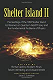 img - for Shelter Island II: Proceedings of the 1983 Shelter Island Conference on Quantum Field Theory and the Fundamental Problems of Physics (Dover Books on Physics) book / textbook / text book