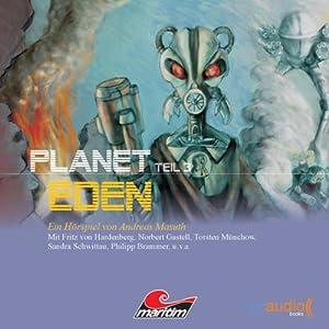 Planet Eden 3 Hörspiel