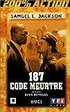 echange, troc 187 : Code meurtre [VHS]
