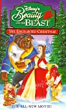 Disney's Beauty and the Beast - The Enchanted Christmas [VHS]