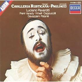 Mascagni: Cavalleria Rusticana/Leoncavallo: Pagliacci (2CDs)