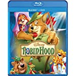 [US] Robin Hood (1973) 40th Anniversary Edition [Blu-ray + DVD + Digital Copy]