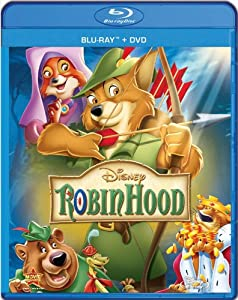 Robin Hood: 40th Anniversary Edition [Blu-ray] [Import]