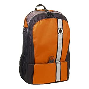 dadgear backpack diaper bag orange retro. Black Bedroom Furniture Sets. Home Design Ideas