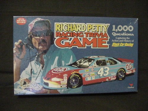 Richard Petty Racing Trivia Game - 1