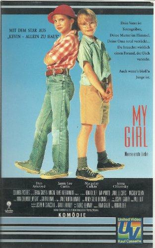My Girl - Meine erste Liebe [VHS]