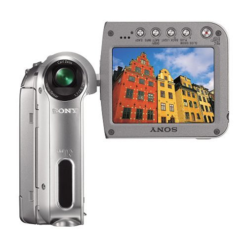 Sony DCR-PC55 MiniDV Handycam Camcorder w/10x Optical Zoom (Silver)