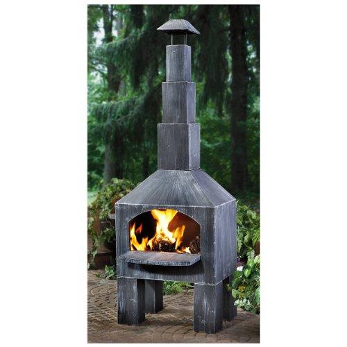 CASTLECREEK-Outdoor-Cooking-Steel-Chiminea