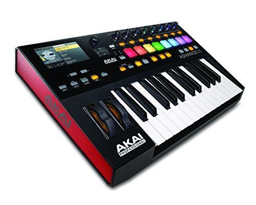 M-Audio-Code-25-Controlador-USBMIDI-de-teclado-con-XY-pad
