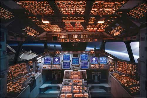 Columbia-Space-Shuttle-Cockpit-36x24