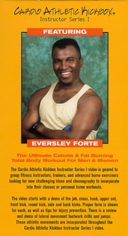 Cardio Athletic Kickbox Instructor Series I [VHS]
