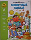img - for Super Deluxe Second Grade Scholar book / textbook / text book