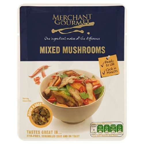 Merchant Gourmet Ready to Use Mixed Mushrooms 100g
