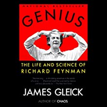 Genius: The Life and Science of Richard Feynman Audiobook by James Gleick Narrated by Dick Estell