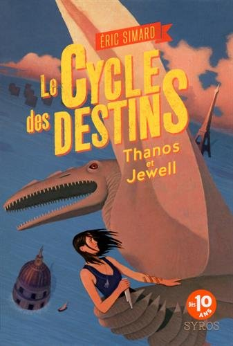 [Le] Cycle des destins. 02, Thanos et Jewell