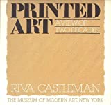 Printed Art A View of Two Decades (0870705415) by Castleman, Riva