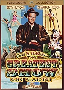 The Greatest Show On Earth (Full Screen Bilingual Edition)