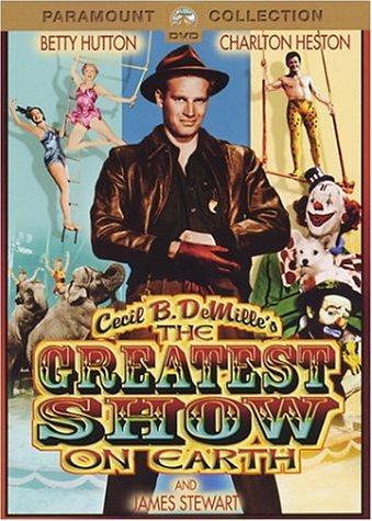 Greatest Show on Earth, The / Величайшее шоу мира (1952)
