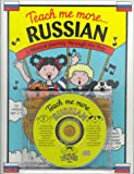img - for Teach Me More Russian (Paperback and Audio CD): A Musical Journey Through the Year book / textbook / text book
