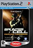 Splinter Cell: Pandora Tomorrow Platinum (PS2)