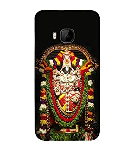 Tirumala Venkanna 3D Hard Polycarbonate Designer Back Case Cover for HTC One M9 :: HTC M9 :: HTC One Hima